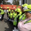 Waste Management workers organize against rat infestation