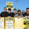 Foreign grain merchants continue lockouts; longshore workers stand strong