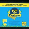 ILWU 'Walk the Coast 'was a Top 100 Fundraiser for Alex's Lemonade Stand in 2012