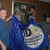 Solidarity visit from the International Dockworkers Council (IDC)