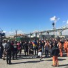 Foss tug crews continue fight for fair contract