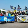 Pensioners & young workers show solidarity for Idaho silver miners