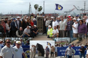 "Honoring the ""First Blood"" shed for our union"