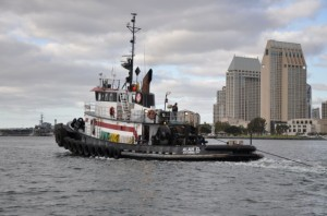 Workers at Pacific Tug operate over 20 vessels for commercial and government clients who need towing, crew boats, barges, salvage and marine construction services.