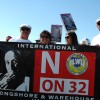 Southern California ILWU mobilizing against Prop 32