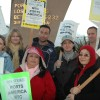 Clerical workers ratify agreement won with 8-day strike