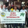 Panamanian longshore workers join the ILWU