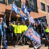 ILWU leaders join protest in Perth againstChevron projects