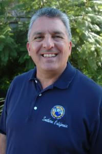 Ray Familathe, Vice President (Mainland)
