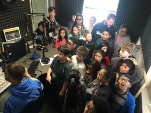 Young voices: Radio station KUCB provides essential news and information for a diverse community in a remote part of Alaska where natives, newcomers and Filipino immigrant families work in the maritime and fishing industry.
